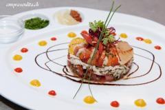 Vendesi grande ristorante a Lugano centro