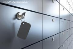Si cede società attiva nell'ambito della cuistodia mediante cassette di sicurezz