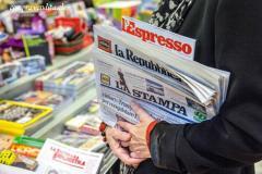 Cedesi chiosco a Lugano in posizione strategica